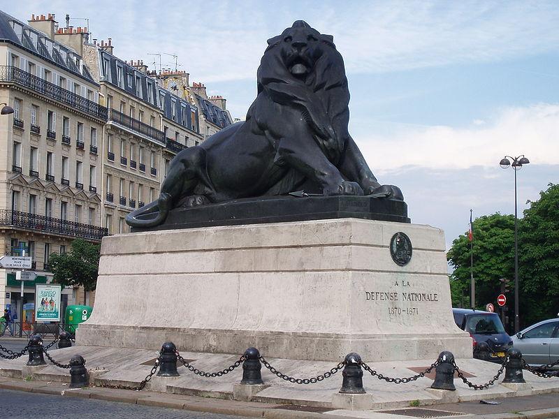 Place Denfert Rochereau
