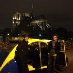 2CV Paris Tour - Paris By Night and Notre Dame 2