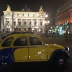 2CV Paris Tour - The Opéra Garnier