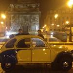 2CV Paris Tour - The Place Vendôme