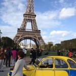 2CV Paris Tour - Tour Eiffel 3
