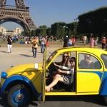 2CVParisTour - 2CV Sightseeing Paris tours