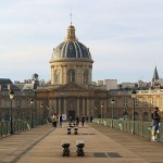2CV Paris Tour : Paris Sightseeing Tours by 2CV! The Institut de France