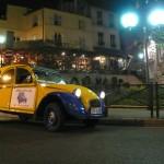 2CV Paris Tour : Visit Paris by 2CV! Near rue Mouffetard