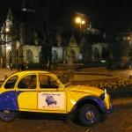 2CV Paris Tour : Visit Paris by 2CV! The Church of Saint Médard