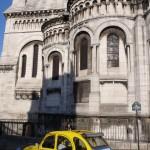 2CV Paris Tour : Visit Paris by 2CV - Behind the Sacré-Coeu