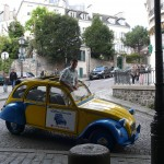 2CV Paris Tour - Visit Paris by 2CV! The Bateau Lavoir