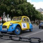 2CV Paris Tour - Visit Paris by 2CV! Between Rive Gauche and Rive Droite