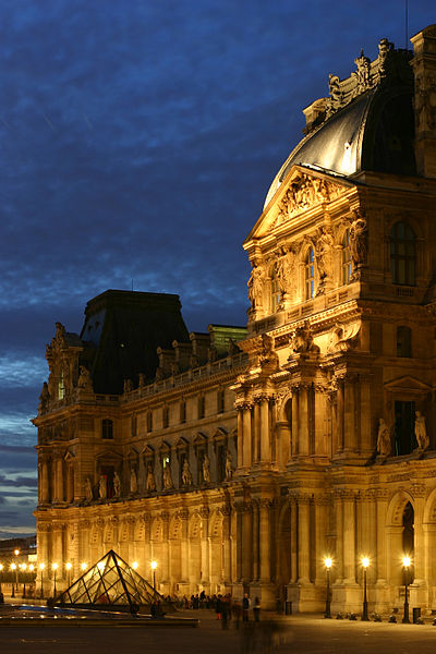 The 2CV Paris Tour : Paris Sightseeing Tours by 2CV! The Musée du Louvre