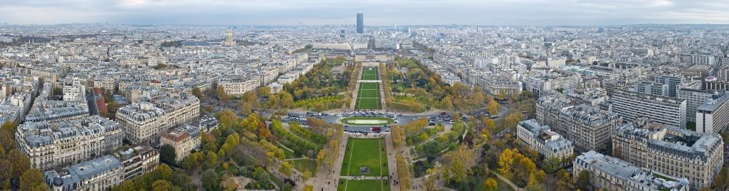 2CV Paris Tour - Paris 1