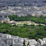 2CV Paris Tour : Visit Paris by 2CV! The Luxembourg Garden