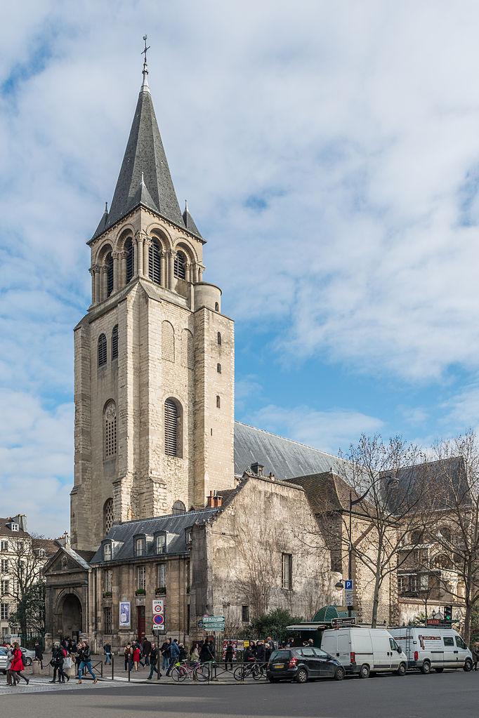 2CV Paris Tour : Visit Paris by 2CV! The Saint Germain des Prés District