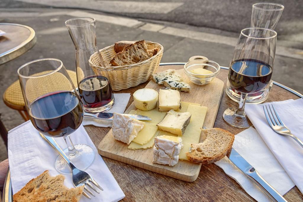 2CVParisTour - Picnic 2CV Gourmet Tour