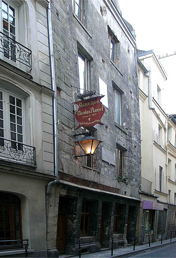 Auberge de Nicolas Flamel
