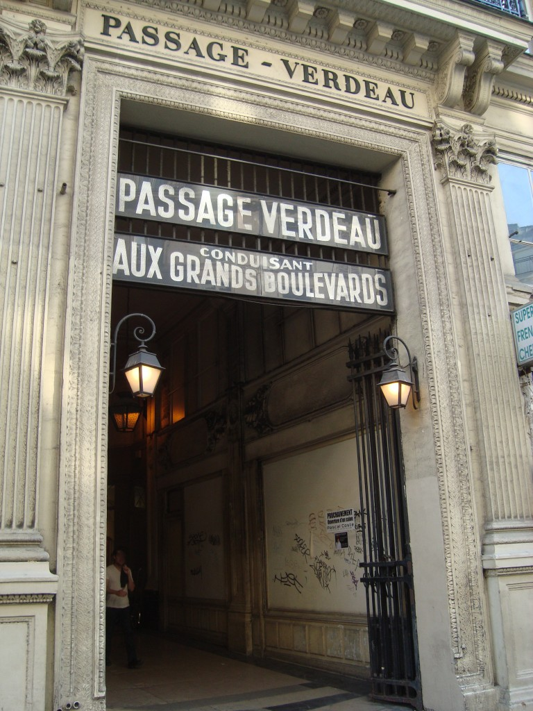 Passage Verdeau