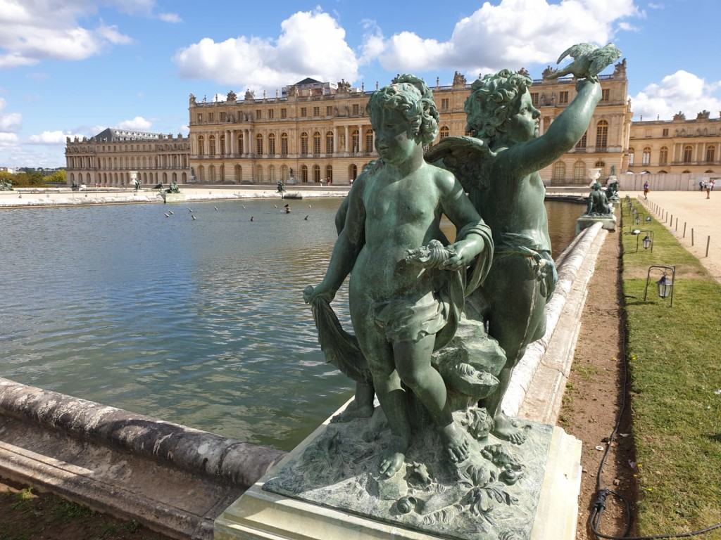 Versailles-Castle-Rear-view