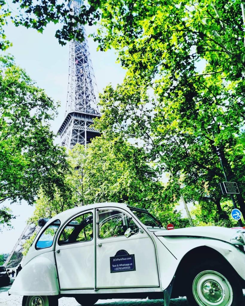 2CVParisTour-Champs-de-Mars