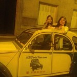2CVParisTour - Paris in a 2CV car