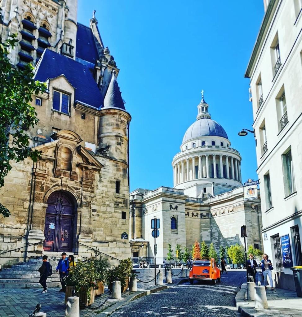 2CVParisTour-Saint-Etienne-du-Mont