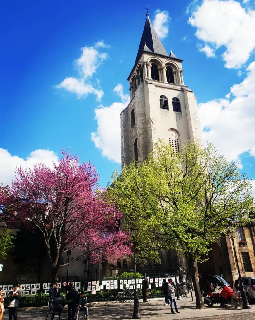 2CVParisTour-Saint-Germain-Des-Pres