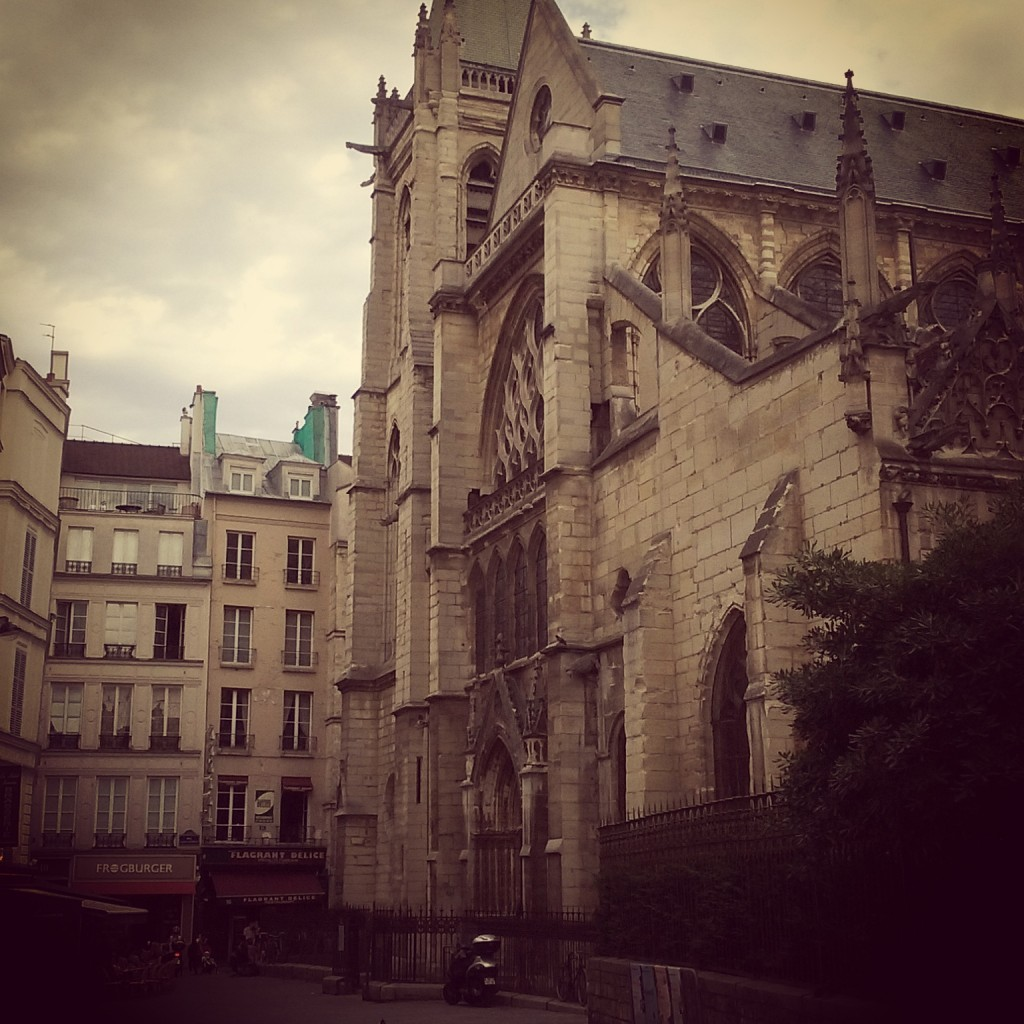 2CVParisTour - Saint Merry