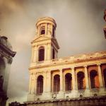 2CVParisTour - Saint Sulpice