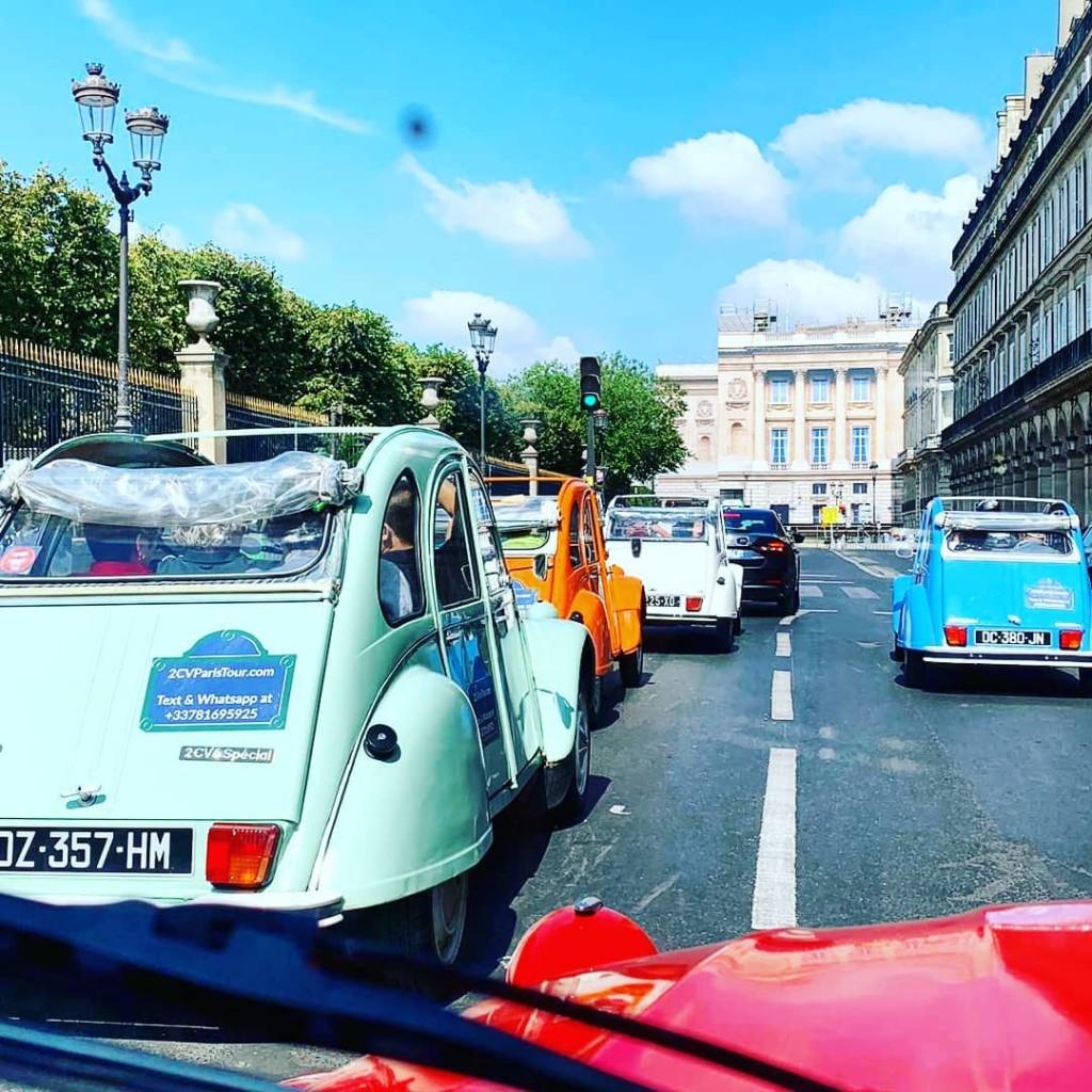 2CVParisTour-Tuileries-Rivoli