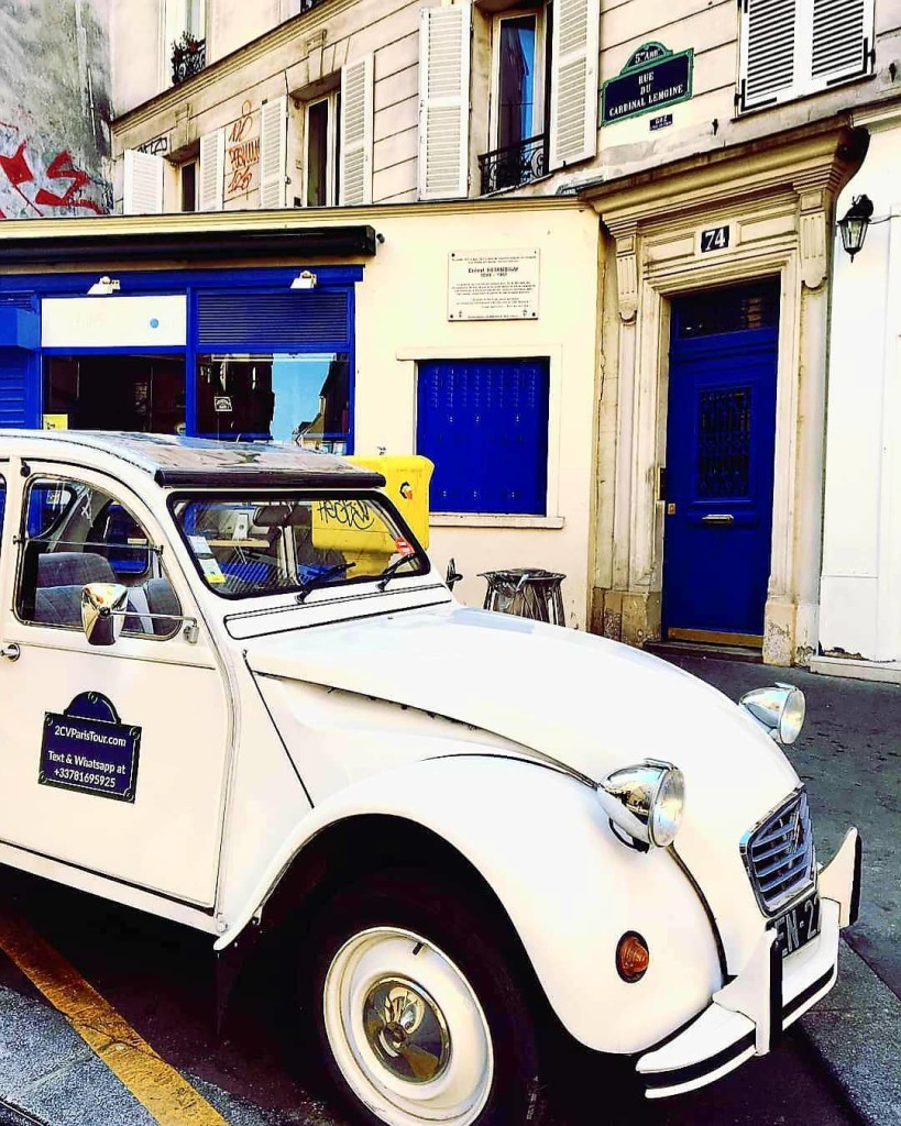 2CVParisTour-white-2CV-Paris