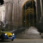 2CV Paris Tour : Visit Paris by 2CV! The Petit Palais