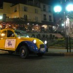2CV Paris Tour : Visit Paris by 2CV! Near rue Mouffetard