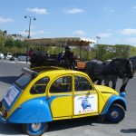 2CV Paris Tour : Visit Paris by 2CV and... Deux Chevaux!