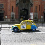 2CV Paris Tour - Visit Paris by 2CV! The Church of Saint-Jean de Montmartre