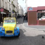 2CV Paris Tour - Visit Paris by 2CV! Rue Mouffetard