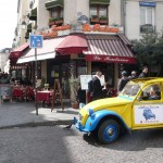 2CV Paris Tour - Visit Paris by 2CV! Rue du Pot de Fer
