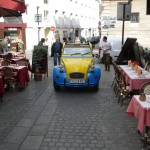 2CV Paris Tour - Visit Paris by 2CV! Restaurants in Rue du Pot de Fer