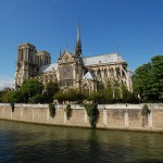 2CV Paris Tour : Paris Sightseeing Tours by 2CV! Notre-Dame de Paris