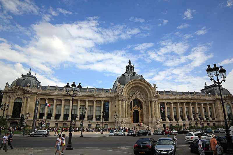 2CV Paris Tour : Paris Sightseeing Tours by 2CV! The Petit Palais