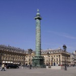 2CV Paris Tour : Visit Paris by 2CV! The Place Vendôme