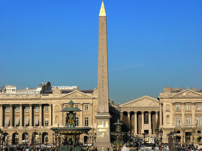 2CV Paris Tour : Visit Paris by 2CV! The Place de la Concorde