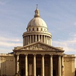 2CV Paris Tour : Visit Paris by 2CV! The Pantheon