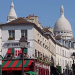 2CV Paris Tour : Visit Paris by 2CV! Montmartre