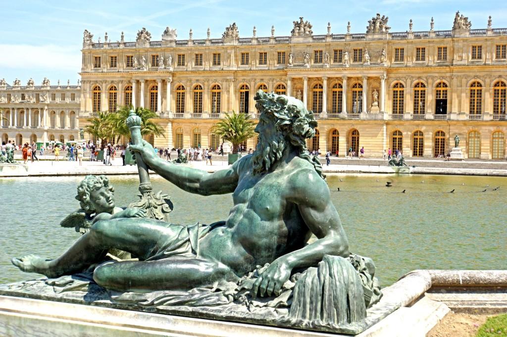 2CVParisTour-Versailles-2CV-Tour